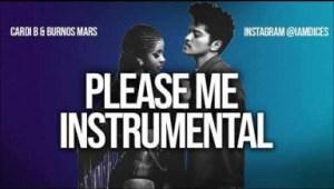 Instrumental: Cardi B - Please Me ft Bruno Mars
